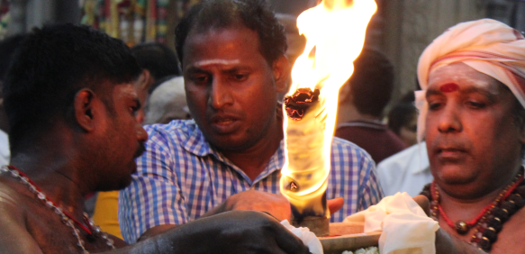 Thiru Karthigai Deepam