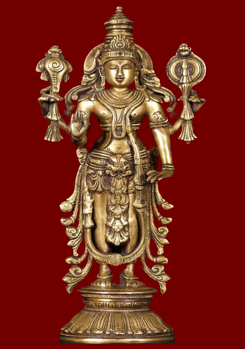 Vishnu_bronze2